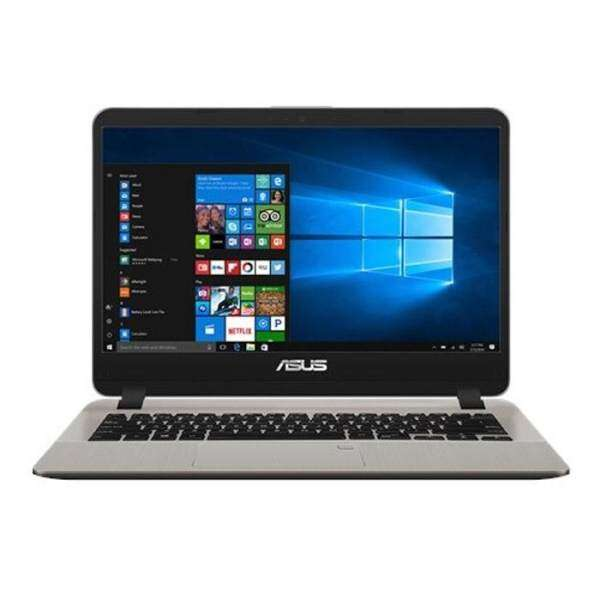 Asus Vivobook A407M-ABV101T Notebook - Gold (14inch / Pentium N5000 / 4GB / 256GB SSD / Intel HD) Malaysia