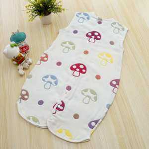 Baby Sleeping Bags For Spring Summer Thin Cute Children Catroon Pattern Sleep Sack For Kids Cotton Soft 3 - intl