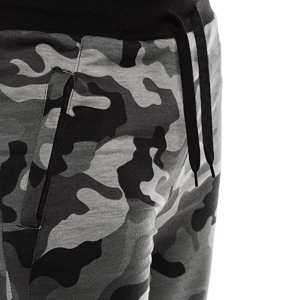 Hình thu nhỏ INCERUN Mens Summer Casual Shorts Running Gym Bodybuilding Workout Joggers Camouflage Sportshorts - intl