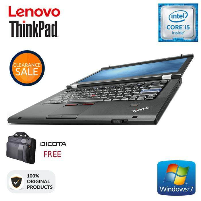 LENOVO THINKPAD T420 CORE I5-VPRO/ 4GB/ 320GB 7200RPM HDD (ORIGINAL REMANUFACTURED) Malaysia