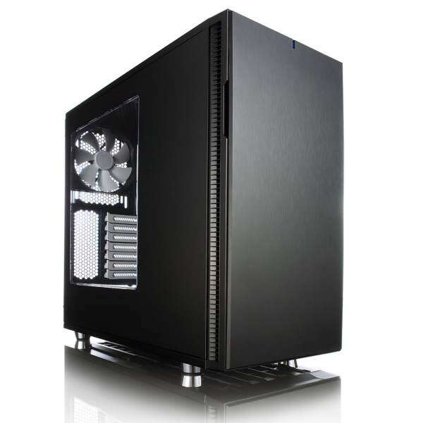 Fractal Design Define R5, ATX Case, Blackout Edition, Window Malaysia
