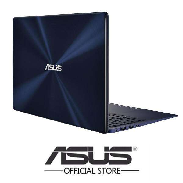 [3% OFF] Asus Zenbook 13 UX331 UX331U-NEG103T 13.3 FHD Laptop - Blue (i5-8250U, 8GB, 256GB, MX150 2GB, W10) - Free Microsoft Mouse (while stock last) Malaysia