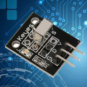 Hình thu nhỏ sản phẩm OH New Infrared IR Wireless Remote Control Receiver Module Kit for Arduino