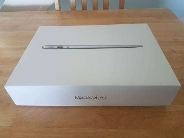 Apple MacBook Air 13.3 Laptop, 128GB - (2017, Silver) Malaysia