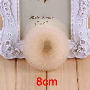 Hình thu nhỏ sản phẩm Versea New Hot Fashion Elegant Women Ladies Girls Magic Shaper Donut Hair Ring Bun Fashion Hair Styling Tool Accessories - intl