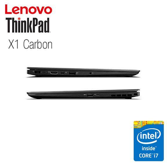 LENOVO THINKPAD X1 CARBON [CORE I7/SSD] SUPER-ULTRABOOK Malaysia
