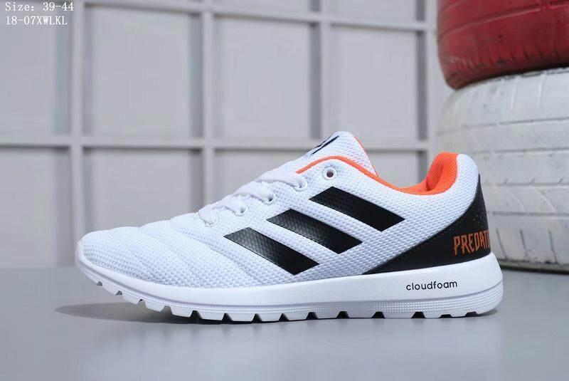 ADIDAS PREDATOR TANGO 18.4 TR Men s Fashion Casual Sneakers Lightweight Sports  Running Shoe (White  5335cf6a12