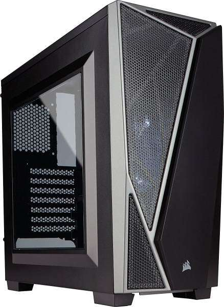 Corsair Carbide Series™ SPEC-04 Mid-Tower Gaming Case — BlackGrey Malaysia