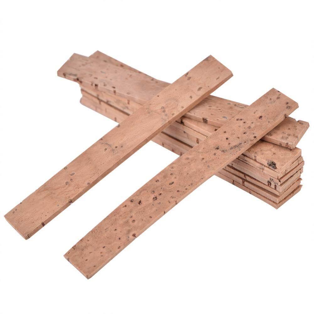 10 ชิ้น/เซ็ต Clarinet คอ Joint ไม้ก๊อกแผ่นเครื่องมืออุปกรณ์ซ่อม - นานาชาติ.