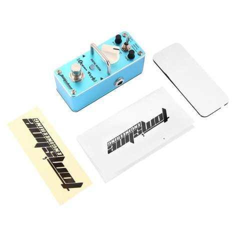 OSMAN Aroma AOV-3 Ocean Verb Digital Reverb Effect Pedal Mini Guitar Equalizer 3Pcs Free Shipping 1