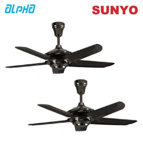 Alpha Cosa 998 56 3 Sd Ceiling Fan With Remote Control Twin Pack Malaysia