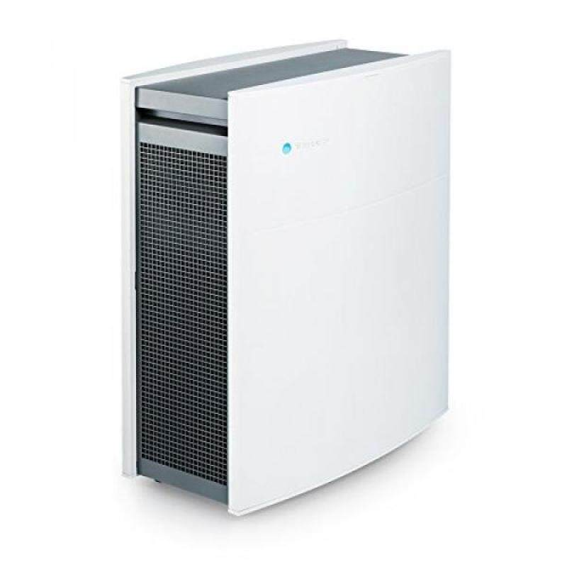 Blueair Classic 405 Air Purifier with HEPASilent Filtration for Allergen Reduction, Rooms 434 sq. ft. WiFi Enabled, ALEXA compatible - intl Singapore