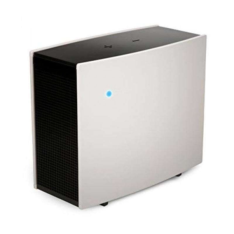 Blueair Pro M Air Purifier, Professional Allergy, Mold, Smoke and Dust Remover, High Performance for Office, Workspace, Homes, White - intl Singapore
