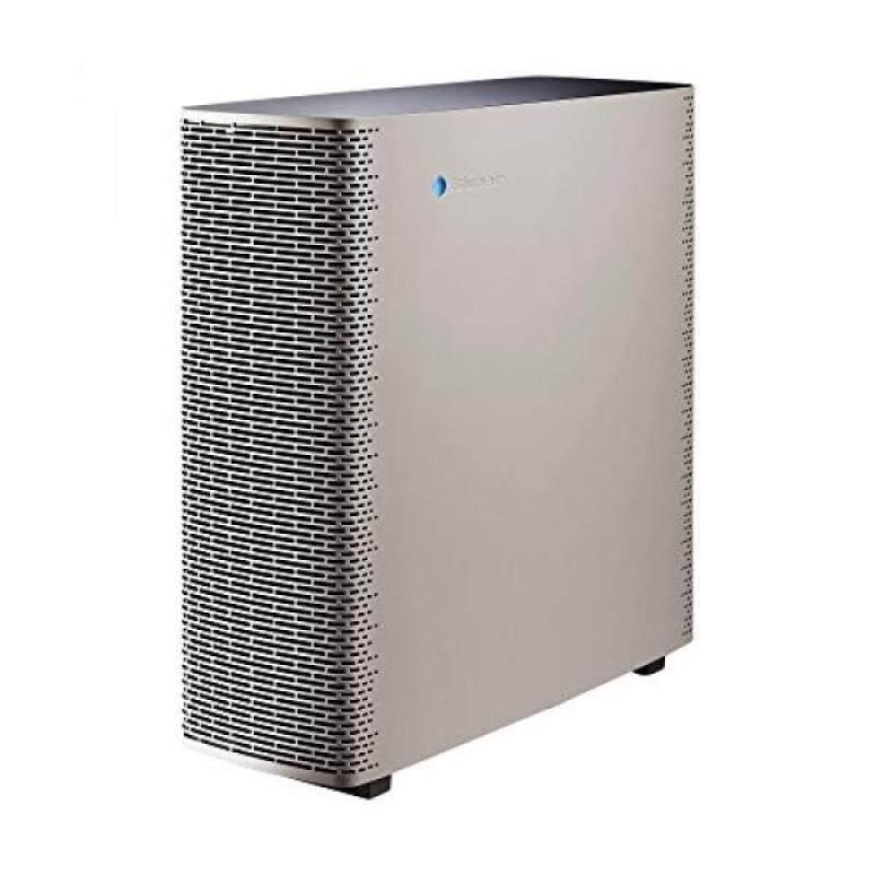 Blueair Sense+ Air Purifier, HEPASilent Technology Particle and Odor Remover, Warm Grey - intl Singapore