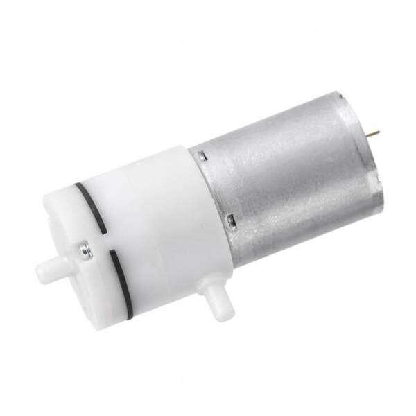 DC 12V Micro Vacuum Pump Electric Mini Air Pumping Booster for Medical Treatment Instrument - intl