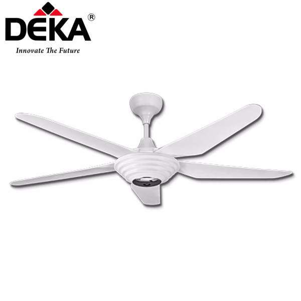 F1n 5 blades white 56 ceiling fan with remote control malaysia deka f1n 5 blades white 56 ceiling fan with remote control malaysia mozeypictures Images