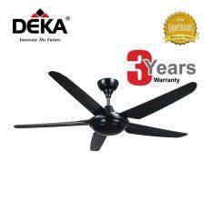 DEKA Kronos F5P 5 Blade Ceiling Fan With Remote Control