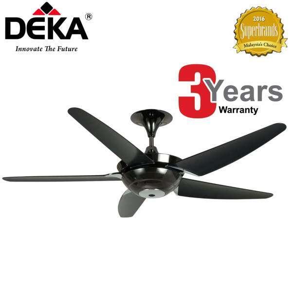 Deka R8t Metal 5 Blades 56 Remote Control Ceiling Fan W Cooling Reverse Ventilation Malaysia