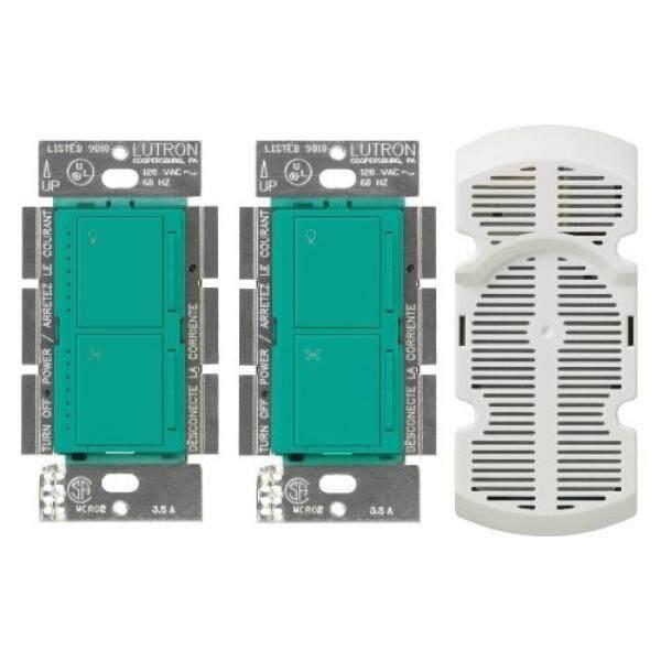Lutron Ma Lfq3 Al Maestro 3 Way Dimmer And Fan Control -|- nemetas ...