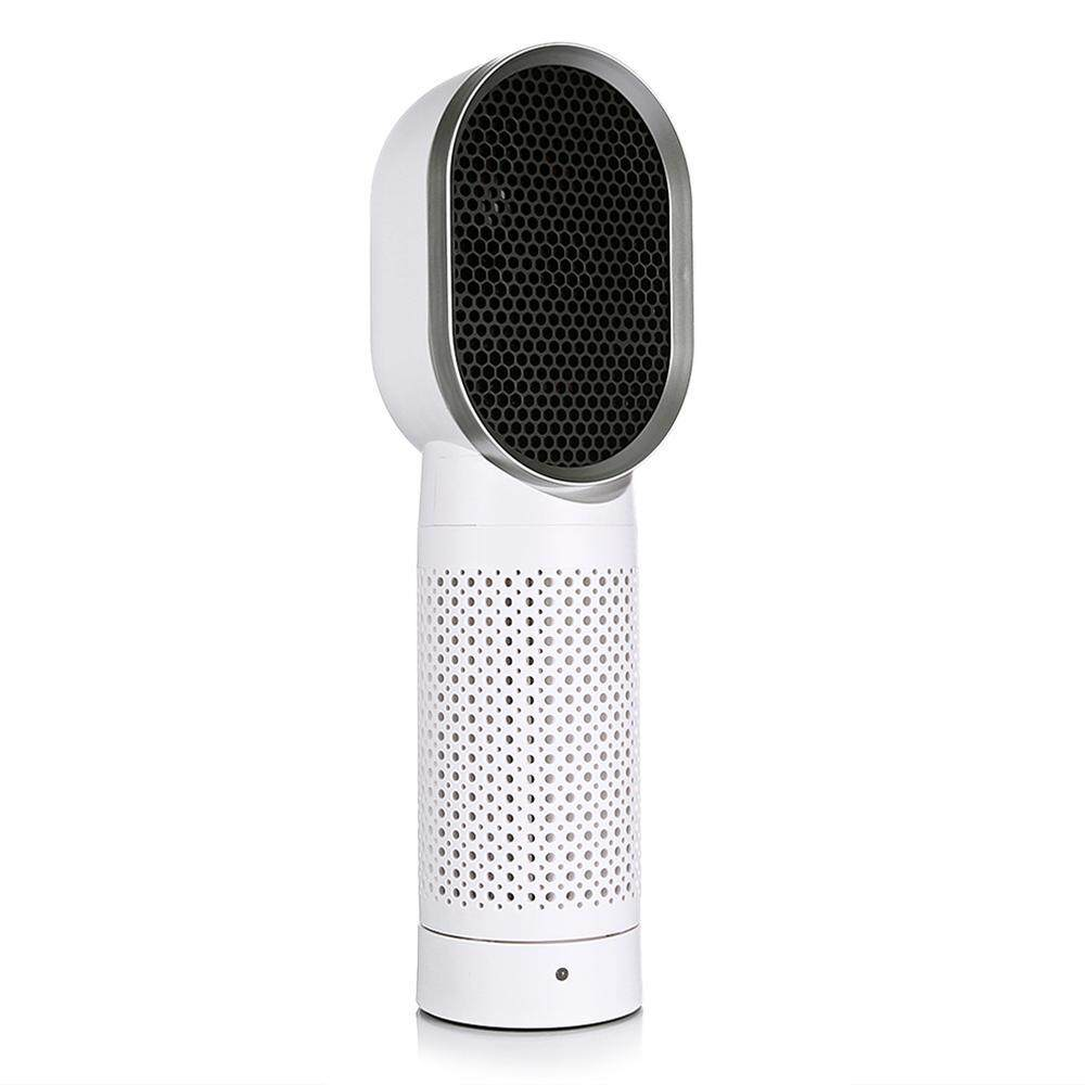 ouhofus Ultra Quiet Air Purifier - Negative Ions Desktop Air Cleaner With HEPA Filter - intl