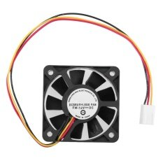 1pc 3 Pin CPU 5cm Cooling Cooler Fan Heatsinks Radiator for PC Computer 12V Malaysia
