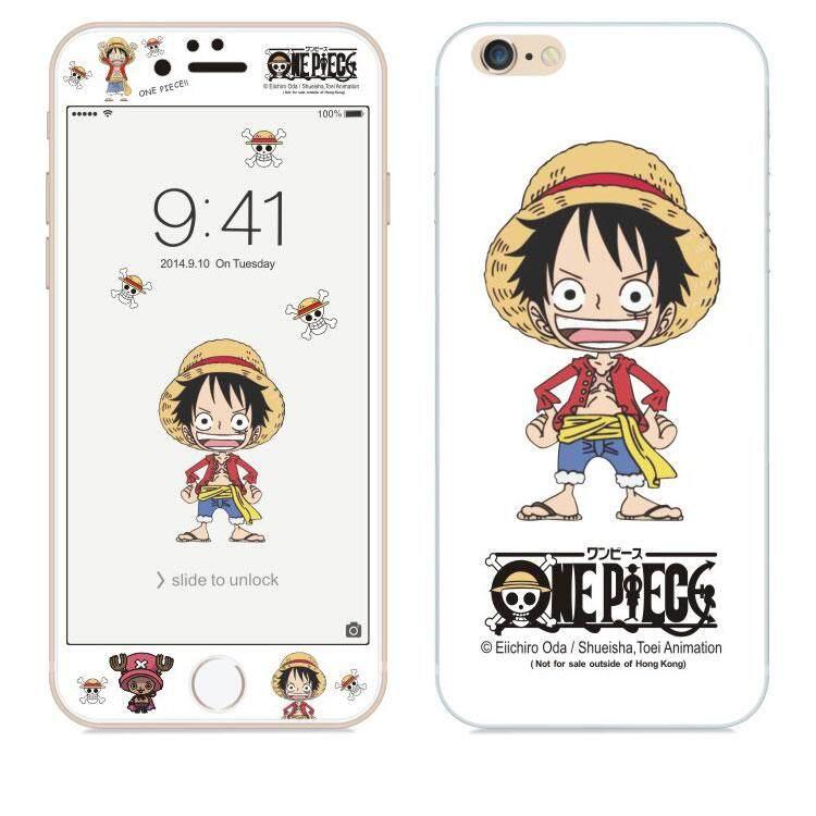 2 In 1 Mobile Phone Case dan Film untuk Apple untuk IPhone 6 Plus/6 S Plus 268 (Warna: Seperti Gambar Pertama)-Intl