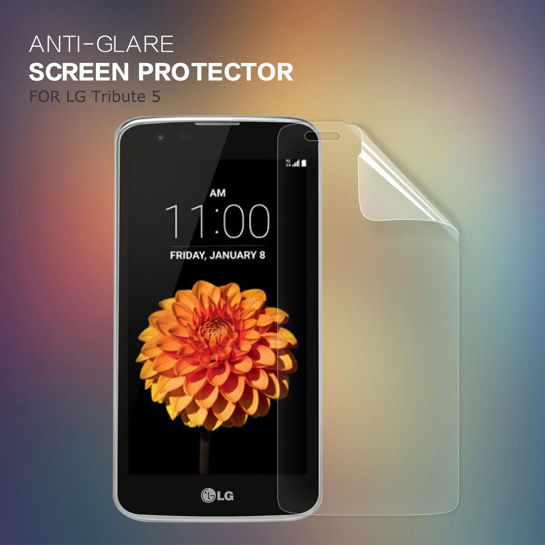 2 Pcs/lot Layar Pelindung untuk LG Tribute 5 NILLKIN Anti Silau Warna Tidak Mengkilap Film Pelindung dengan Paket Eceran (5 inch) -Internasional
