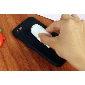 3D Squishy Phone Case For Samsung Galaxy S7 Edge Case Soft Silicone Cute Cartoon Cat Bear Cover For Samsung Galaxy S7 Edge Phone Cases - intl