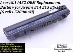 Acer Aspire E5-571G Battery /Acer AL14A32 Battery Malaysia