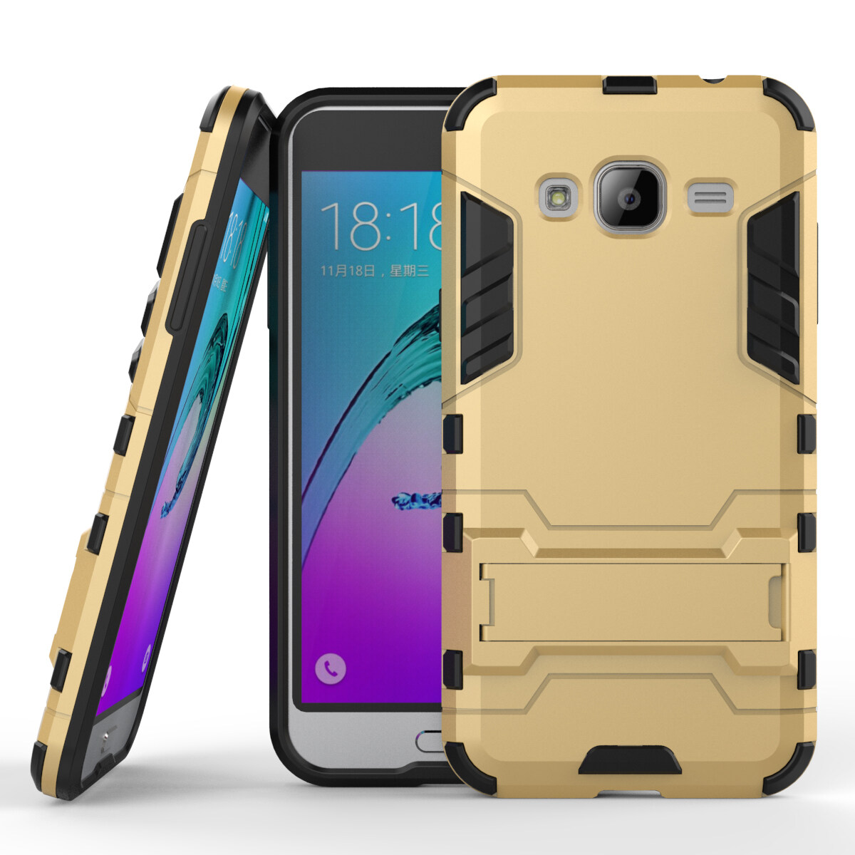 Armor Rugged Military Grade Phone Case Cover For Samsung Galaxy On5 For Samsung .