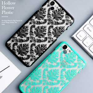 Hình thu nhỏ sản phẩm AKABEILA Hollow Feather Hard Plastic Phone Cases For Samsung Galaxy J2