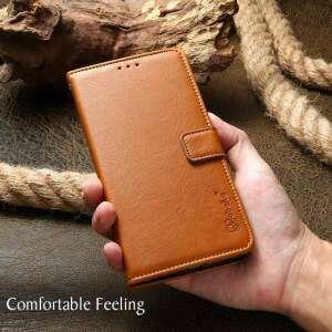 AKABEILA Leather Wallet Phone Case For Samsung Galaxy J7 Nxt J701F/DS J701M J7 Neo J7 Core Samsung Galaxy J7 Nxt Duos dual-SIM 5.5inch Luxury Plain Crazy ...