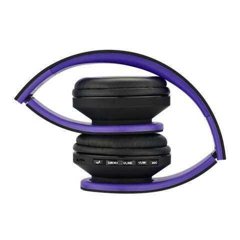 Andoer Headphone Bluetooth Bluetooth Stereo Nirkabel 4.1 Headset 3.5 Mm Earphone Berkabel MP3 Player TF Kartu