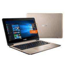 Asus Transformer Book TP201S-AFV0023 11.6 Touch Laptop Icicle Gold (N3060, 4GB, 500GB, Intel, DOS) Malaysia