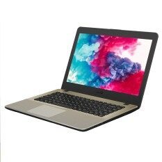 Asus Vivobook A442U-FFA040T 14 FHD Laptop Gold (i5-8250U, 4GB, 1TB, MX130 2GB, W10) Malaysia