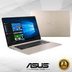Asus Vivobook S15 S510U-NBQ174T 15.6 FHD Laptop (i7-8550u, 4GB, 1TB+128GB, MX150 2GB, W10H) - Gold Malaysia