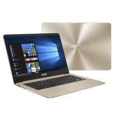 Asus Zenbook UX430U-AGV215T 14 FHD Laptop Champagne Gold (i5-7200U, 8GB, 256GB, Intel, W10) Malaysia