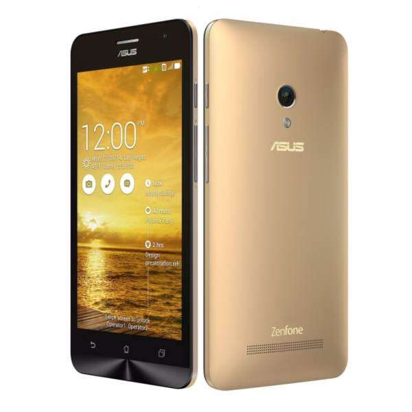 Asus Zenfone C ZC451CG 8GB Gold Malaysia