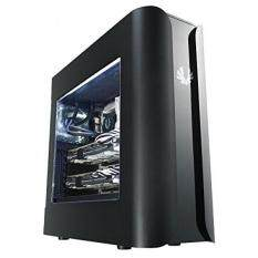 BitFenix Pandora ATX Core BFC-PAN-600-KKWN1-RP No Power Supply ATX Mid Tower, Black Malaysia