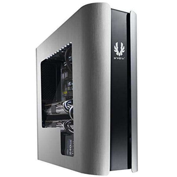 BitFenix Tower Case without Power Supply BFC-PAN-300-KSWL1-RP Silver Malaysia
