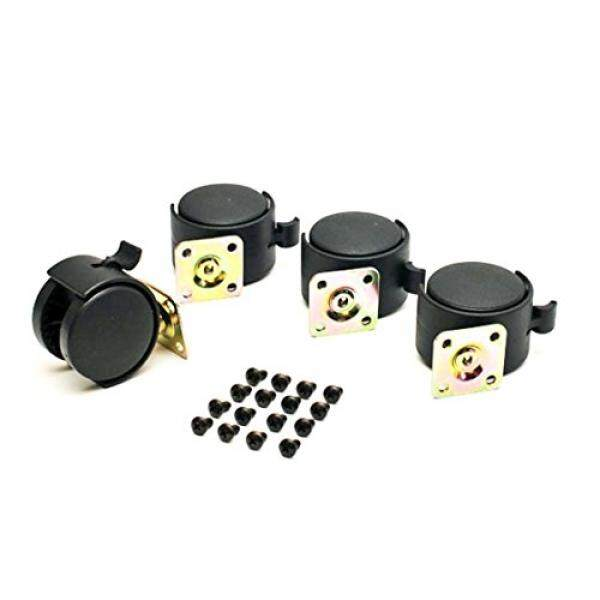 CaseLabs Caster Kit, Black