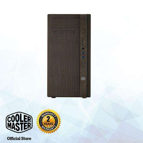 Cooler Master N200 Micro-ATX Case with 240mm Radiator Support Malaysia