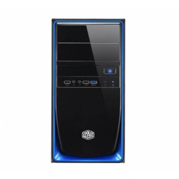 COOLER MASTER ELITE 344 CHASSIS ATX CASING BLUE Malaysia