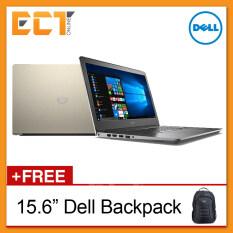 Dell Vostro 14 V5468-50814G-W10 14 Notebook (i7-7500U,1TB,8GB,Nvidia GTX940MX-2GB D5,W10) - Gold Malaysia