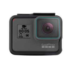 Hình thu nhỏ sản phẩm For Gopro 5 Anti-fingerprint LCD Screen Protector Clear HD Lens Guard Film - intl