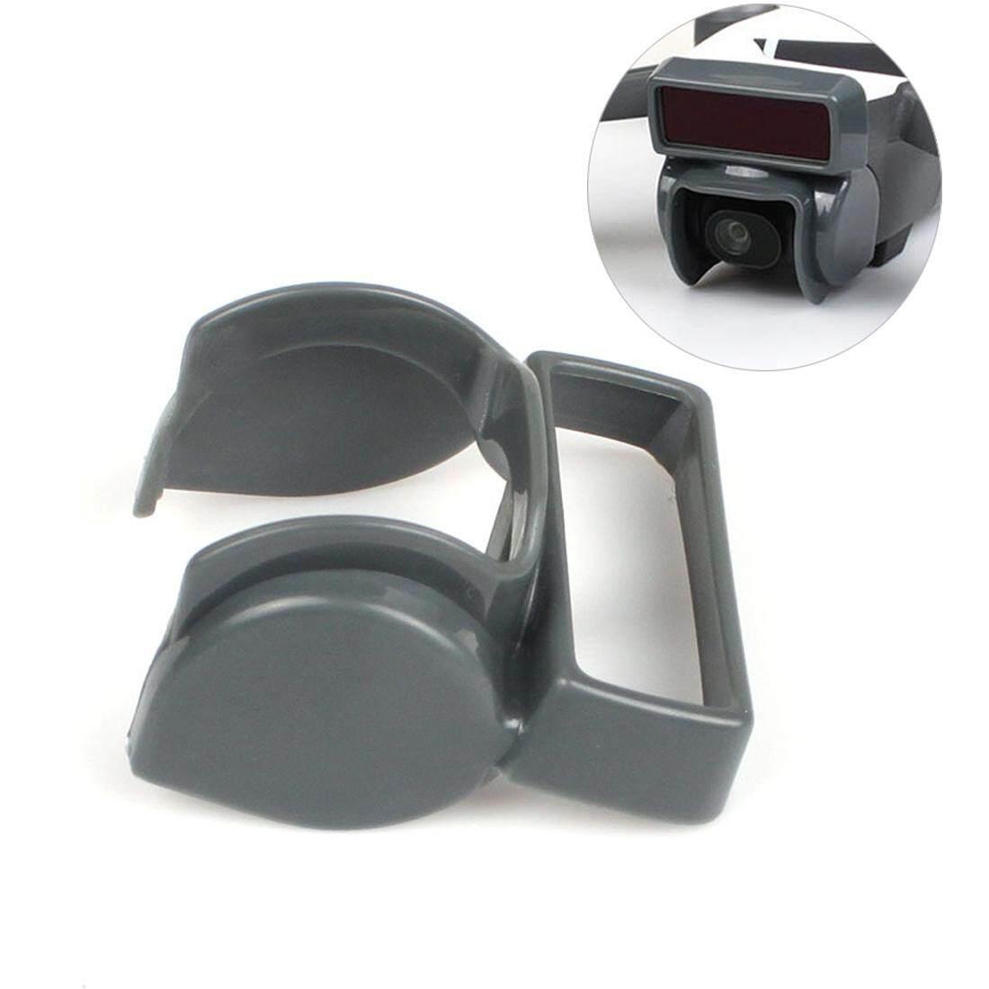 Gimbal Bayangan Lensa Kamera Tudung Anti Refleksi Cahaya Gimbal Sarung Pelindung untuk DJI Spark (Grey)-Internasional