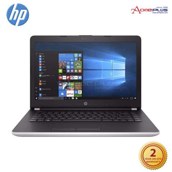 HP 14-bs070TX 14.0 Laptop/Notebook (Silver) + Free HP Backpack Malaysia