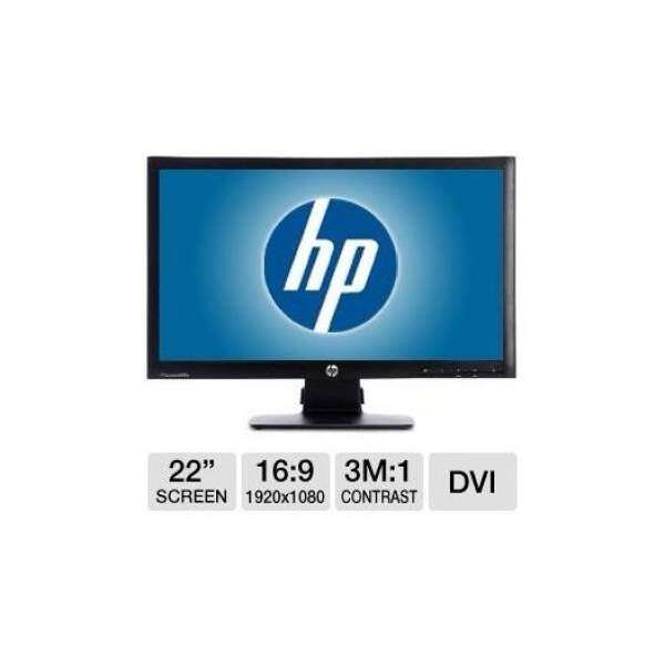 HP 22 LE2202x  Wide Screen Monitor ( Factory Refurbished - JAPAN ) Malaysia