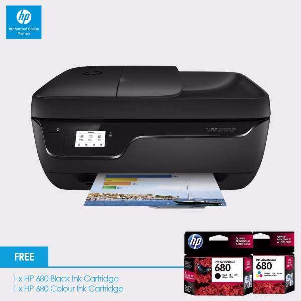 HP DeskJet Ink Advantage 3835 All In One Printer