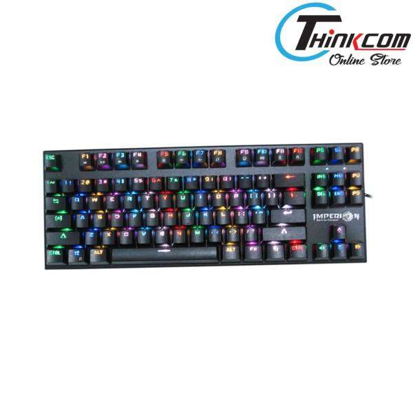 Imperion Mech 7 RGB MECHANICAL GAMING KEYBOARD (BLACK) Malaysia